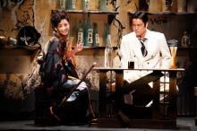 舞台『醉いどれ天使』開幕 出演の桐谷健太&高橋克典が感慨「心を揺さぶる何かがある」