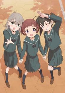 アニメ『ヤマノススメ』新作、来年放送決定 新キャストに岩井映美里 PVも公開