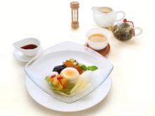 2種のマテ茶を楽しむ!十五夜のお月さまをイメージした秋のおすすめデザートが発売