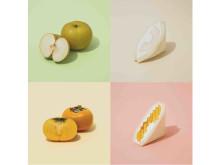 """ヴィーガンフルーツサンド専門店「fruits and season」に、""""秋の新作""""が登場!"""