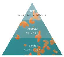 SHIROの人気フレグランス「キンモクセイ」。今年はシリーズ初となるボディミストも登場し3アイテムが発売