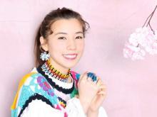 仲里依紗、姫カットにイメチェンで「ハッピー爆上げ」 大胆チェンジに反響「美しい」「かぐや姫みたい」