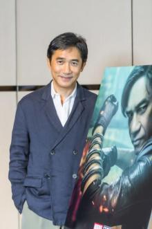 『シャン・チー』最凶ヴィランを好演トニー・レオン、日本のファンへメッセージ