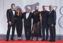 リドリー・スコット監督『ベネチア国際映画祭』で記者に一喝「もう一度映画を見たまえ!」