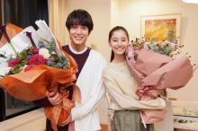 中川大志&新木優子『ボク恋』クランクアップ「やっぱり演じることが好き」