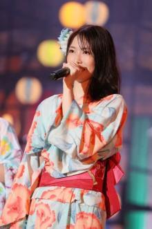 AKB48前総監督 横山由依が卒業発表「一歩踏み出そうと決断」 12・9卒業公演