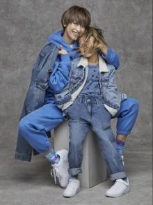 """山田優、娘と初親子共演でクールな""""リンクコーデ""""「娘がやりたい!と言ったので」"""