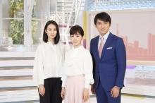 テレ朝・松尾由美子アナ、朝の顔からママになって夕方の顔に 10月から『スーパーJチャンネル』担当