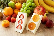 佐賀発「Fruits Garden 新SUN」が都内に初出店。贅沢な旬のフルーツサンドはお財布にもやさしめです