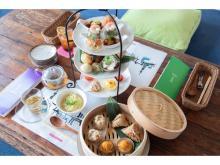 アジアン喫茶『RIBAYON』が、予約限定「アジアン飲茶セット」の販売を開始!