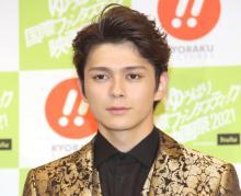 眞栄田郷敦、役者デビュー2年で初受賞 俳優評価に決意「ニューウェーブを」