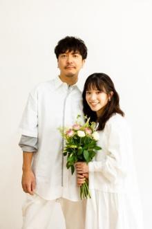 仮谷せいら、ギタリスト・近田潔人と結婚「私達らしい家庭を築いていきたい」