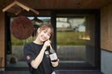 """""""利酒師""""高田秋「やっと来ました!」 日本酒を初プロデュース"""