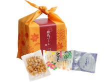 「富山柿山」が季節限定の手土産アソートボックス「秋色づくし」を販売