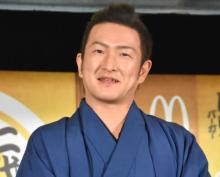 中村獅童、出演中の南座『九月南座超歌舞伎』19日まで休演 発熱の症状出るもPCR検査「陰性」