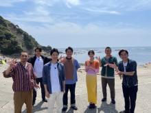 東京五輪金メダルの水谷隼、卓球経験者・千鳥とSPマッチ 『笑神様』にゲスト出演