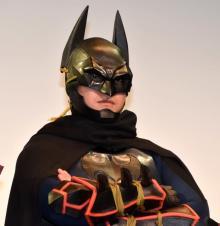 滝川広大、身も心もバットマンに なだぎ武が唯一差し入れしたこと明かし「さすがブルース・ウェイン」
