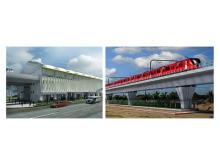 日立がフィリピンで初めて鉄道システム案件向けに昇降機67台を受注