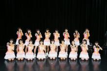 ハロプロ研修生新メンバー 吉田姫杷&川嶋美楓が東京初ステージ
