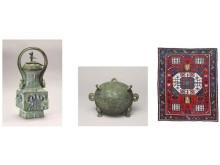 三年ぶりの中国青銅器展も!白鶴美術館2021年秋季展開催