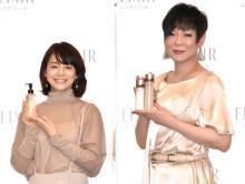 石田ゆり子は「超絶ナチュラル」 共演・ミッツが絶賛「『極妻』の頃から見てますよ」
