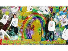 ニューバランス×パラリンアートアーティスト!「9BOX」の新作Tシャツ発売