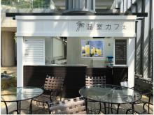 あわじグリーン館に、淡路島産レモン等のメニューが楽しめる「温室カフェ」がオープン