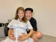 内山信二、妻・琴さんの第1子妊娠報告 来年1月出産予定「仲良く、楽しく、太く子育てしていければ」