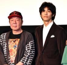 松坂桃李、古田新太と映画初共演「カロリーの消費量が高い」