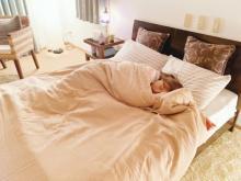 白石麻衣、寝顔オフショット公開 ファンもん絶「もう愛おしい」