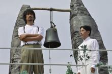斎藤工『漂着者』は「思い入れのある特別な作品」 最終回ゲストにシソンヌじろう