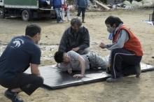 佐藤健、泥水浸けで絶叫「ふざんけんな!」 映画『護られなかった者たちへ』迫真のメイキング映像