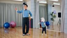 """宮川大輔、初共演の白戸家""""お父さん""""に興奮「お父さん!かわいい!」"""