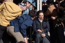 真田広之の熱演が光る、抗議の座り込みシーン 映画『MINAMATA―ミナマタ―』本編映像