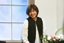 山口智子、初の牧師役 亀梨和也主演ドラマ出演「新鮮な感動でした」