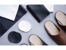 シンプルさと使い勝手を追求する「RELE」が本革を使用した雑貨6種類を発売