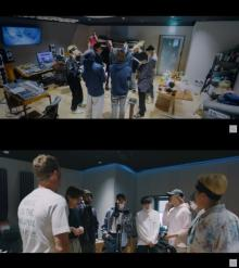 BTS、コールドプレイとコラボで「コロナストレスを吹き飛ばせる」 楽曲制作の裏側に迫るドキュ公開