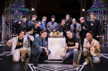 EXILEがデビュー20周年「オリジナルメンバー、おめでとうございます」 新アルバム発売決定