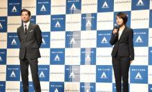 永山瑛太、初共演の松本穂香は「もっと調子に乗ってもいいのに」