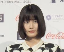 橋本愛、映画に救われた経験語る 「第34回東京国際映画祭」アンバサダー就任