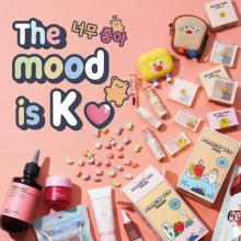 韓国の最新トレンドを集めた「The mood is K♡」が開催中。ホットなコスメやお菓子はPLAZAでゲットせよ