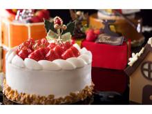 """横浜ベイホテル東急にて""""集い""""をテーマにしたクリスマスケーキの予約がスタート"""