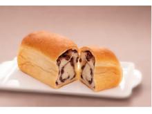 菓子メーカーの青木松風庵が、パン専用の自家製粒餡を使った「あん食パン」を発売!