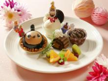 「LOVOT Cafe」1周年記念!特別メニューやプレゼント、グッズが登場