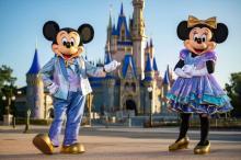 ウォルト・ディズニー・ワールド・リゾートが50周年 セレブレーションがスタート