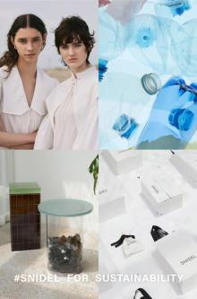 「SNIDEL」の服や店内に隠されたヒミツ。公式サイトで、未来の地球を想うサステナブルストーリーを公開中