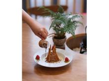 スプーンとパイで食べるモンブラン!浅草「くくりひめ珈琲」に秋の新作が登場