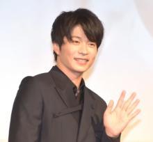 田中圭、満員御礼の劇場に大喜び「いっぱい! うれしい」 中谷美紀も感慨