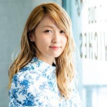 Dream Ami「金髪卒業!!」暗髪に大胆変身 「イメチェン大成功」「可愛すぎて無理!!」の声