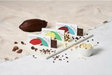 """リトルマザーハウスに新作チョコ3種が登場。""""クラッシュカカオエッグ""""の食感×苦みがクセになりそうです"""